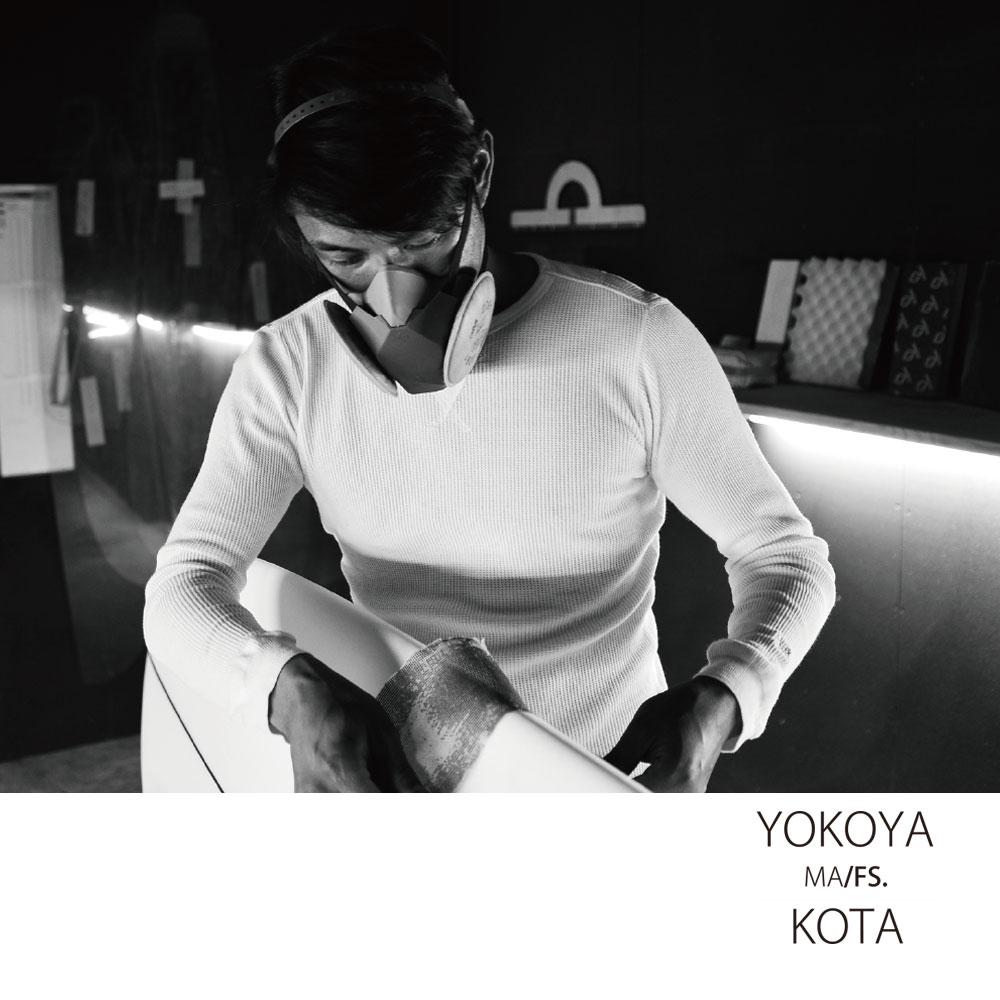 KOTA YOKOYAMA / 横山 浩太
